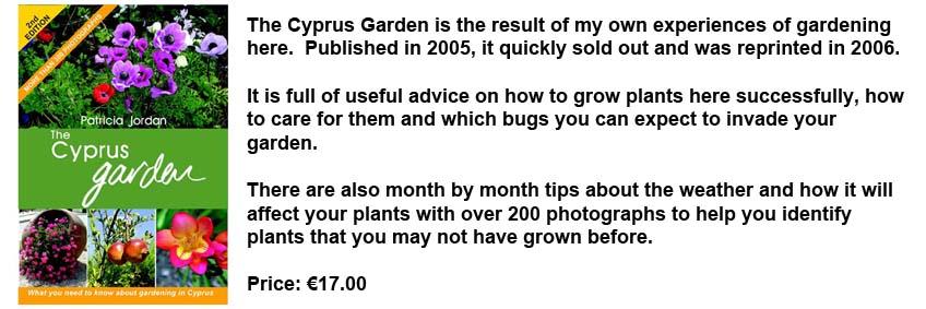 Cyprus Garden Description